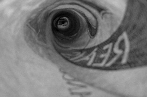 olho o quanto